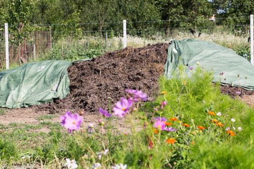 Pregatirea compostului